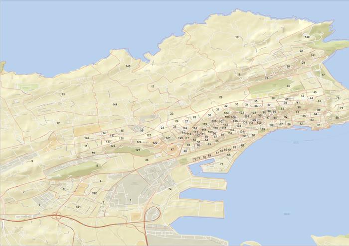SEN2SOC Areas